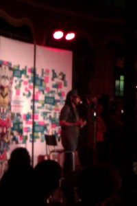 Nile Rodgers at  Unbound event.