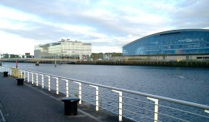 Cycle along the River Clyde 2