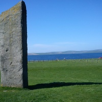 Weekly Photo Challenge: Endurance - Standing stones, Orkney