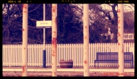 Cardross Train Station