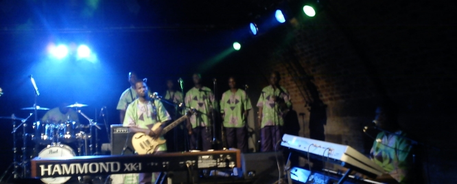 The Positive Force Band