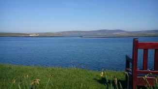 Bench Orkney