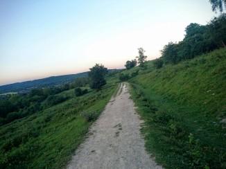 Rigde walk Chilterns