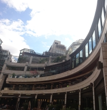 London - Broadgate Circle
