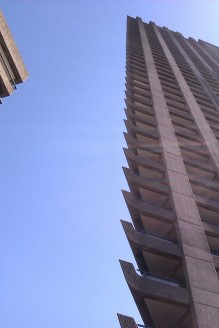 Barbican estate